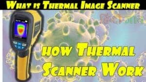 Thermal image scanner